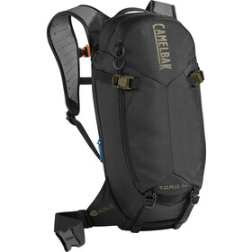 CamelBak T.O.R.O. Protector 14 Backpack dry black/burnt olive